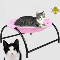 لطيف مقاوم للرطوبة القط عش سرير دافئ شتاء القط البيت وسادة الحيوانات الأليفة سرير ليتل جرو كلب معدن الجرف سرير كيس النوم
