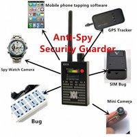 G318 segnale wireless rivelatore dell'insetto Anti Bug Detector GPS Location Finder inseguitore frequenza di scansione Sweeper proteggere la sicurezza dei nosu #