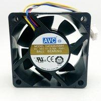 1pcs DATA0625B8H CC48V 0.16A o ventilador de refrigeração 60 milímetros 6025 60 * 60 * 25MM