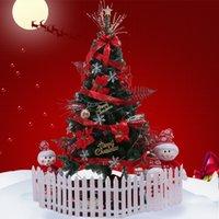زينة عيد الميلاد 29 سنتيمتر سياج diy الحديقة حديقة مصغرة الجنية مايكرو دمية أدوات ديكور المنزل لسوبر ماركت