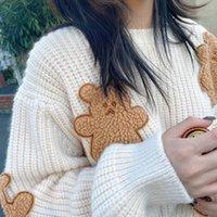 20200928 solto urso camisola casaco camisola de malha