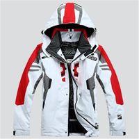 Herrenskiricht Spinne Skijacke Männer Wasserdichte Warme Winddicht Atmungsaktiv Wasserdichte Snowboardjacke JAQUETA DE Snowboard LJ2000915
