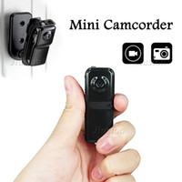 MD80 Mini DV DVR камера действие Видеорегистратор шлет Открытый Малая Видеокамера с держателем клипом Espia Micro Cam Secret Camare