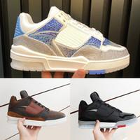 Dhl شحن مجاني 20ss جديد وصول حار بيع الرجال مصمم المدرب حذاء رياضة الأزياء الفاخرة أحذية مصمم أحذية الرجال