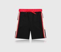 2019 pantalones de la pista de tela impermeable de la playa del verano sube a los pantalones para hombre Shorts Shorts Surf troncos de nadada Deporte ShortsA
