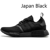 الأساسية أسود أبيض NMD R1 V2 رجل الاحذية مكسيكو سيتي اوريو og الكلاسيكية أكوا نغمات معدنية الذهب الرجال النساء اليابان الرياضة أحذية رياضية
