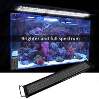 [الولايات المتحدة] 18W 78LED المياه العشب مصباح 23.6 بوصة الأسود الولايات المتحدة الأمريكية الحوض الصمام ضوء سوبر سليم خزان الأسماك النباتات المائية تنمو الإضاءة