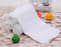 White Small Square Towel 20x20cm Custom Gift Giveaway Cheap ...