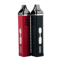 estilo NOVO Hebe Titan 2 ii Vaperizer seco Herb Vaporizers E Cigarette Herbal vaporizador Vapor Titan2 1 Vape canetas Kit com bateria
