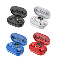 L2Pro TWS Cuffie wireless Bluetooth con microfono Sport Auricolari Bluetooth Impermeabile Bluetooth HiFi Stereo rumore cancellazione Auricolare Auricolari