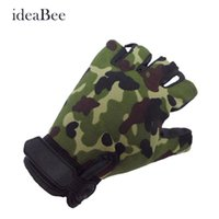Ideacherry Outdoor Driving Tactical Exercise Half Finger Fit...