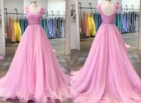 Elegant Dusty Rose Floral Flowers Prom Dress Evening Gowns Organza with Straps Ruched Long Cheap Formal Gowns For Women Designer Cheap