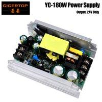 Светодиод переключения питания 180W 24V Один выход питания освещения Трансформатор адаптер источника питания