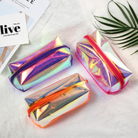 Fashion Women Laser Cosmetic Bag Small Holographic Cosmetic ...