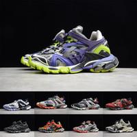 Erkek Parça 2.0 Tess S Gomma Aksak Sneaker Mavi Maille Kadınlar Tess S.Gomma 3,0 Paris Üçlü Casual Antrenör Retro Açık Tasarımcı Ayakkabı S