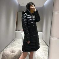 giacca invernale donne piumino parka cappotti superiore inverno nuovo cappotto di inverno delle donne casuali caldi all'aperto Piuma Outwear addensare Allungare