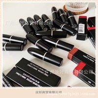 2020 Hot Matte Lipstick M Maquillage Lustre rétro Lipsticks gel sexy mat 25 couleurs rouges à lèvres 3g avec Lipsticks Nom anglais