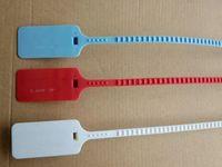 Off buty Zip Krawat Czerwony Biały Niebieski Żółty Pasek OW Tag Klamra Plastikowa Projektant Virgial C.2018 C.2019 Etykieta CK25011241 C.2020
