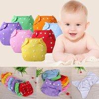 Bambino ragazzo neonato pannolini riutilizzabili del pannolino regolabile pannolino di stoffa lavabili per i bambini