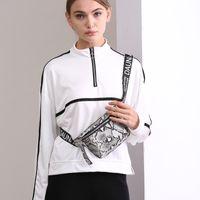 SWDF New Serpentine Chest Waist Lady Fashion Belt Bag Pack Mini Diagonal Women's Luxury Package Designer Wdtgp