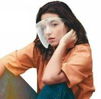 Blocc 얼굴 쉴드 안티 - 안개 절연 보호 투명 보호 스플래쉬 방울 헤드 커버 디자이너 마스크 CCA12541의 120pcs 마스크 마스크