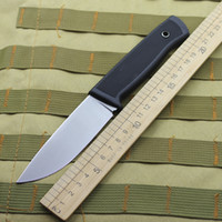 440C 블레이드 고정 ABS 핸들 캠핑 서바이벌 나이프 포켓 낚시 사냥 칼 야외 수제 칼 EDC 도구