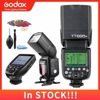 GODOX685N 2.4G HSS inalámbrico HSS 1 / 8000S I-TTL GN60 Speedlite Flash XPRO-N Disparador para D800 D700 D7100 D5200 D5000 D810