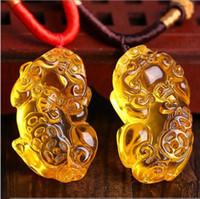 الأسطورية البرية الحيوانية المجوهرات قلادة سترة سلسلة للرجال والنساء