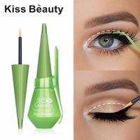 Beijo Beleza Profissional cola para cílios Mink cílios Limpar Glue mais poderoso Retenção Lashes cola fortes 6pcs Adhesive Vendor