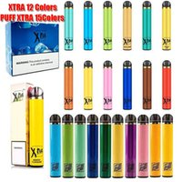 Puff Xtra Disposable Device Pod Kit 1500 Puffs Prefilled 5. 0...