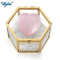 Ayliss Nice Clear Glass Lid Terrarium Jewelry Box Bracelet N...