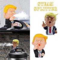 Trump vapor lindo de lanzamiento de desvío compatible accesorios de cocina para el instante Pot desviador vapor olla de presión Home Gadgets DHA989