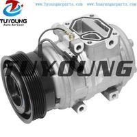 High quality auto ac compressor without top cap 10PA17C for Kia Carens Rondo 977011D100 97701-1D100 977011D100DR