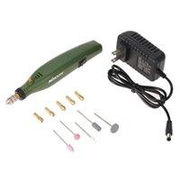 KKmoon AC110V-230VTool Kit moedor elétrico gravador broca retificadora Set gravura para Milling Polimento de perfuração de corte