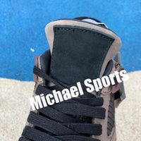 Factory Basketball Version 4s 4 olive travis TOP Shoes mens ...