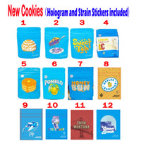 7. 0G 28G OZ 3 5G Cookies mylar bags smell proof bags GRANDIF...