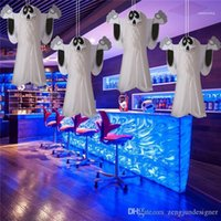 Cosplay Party Hand Make Homme Women Clothing Halloween Costume Accessories Ghost Pendant Festival Designer Fashion Style