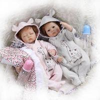 NPK flessibile Colla Panno di corpo di simulazione Baby Doll Carino Camera del gioco del regalo del giocattolo