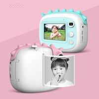 Принтеры 3.0 дюймовый сенсорный экран Po принтер мини карманный термический рисунок печати портативная камера для детей