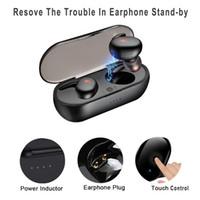 Y30 Tws Bluetooth 5.0 Kopfhörer drahtlos In-Ear-Geräuschreduzierung Stereo-Ohrhörer für Telefon-Spiel Anruf Sport-Kopfhörer mit Ladebox