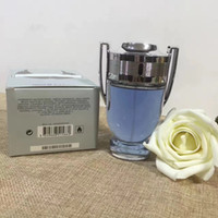 Горячие новые непобедимые мужские однородные парфюмерные парфюмерии 100 мл Parfumes Health Aragrance Дезодорант Длительные ароматы Eau de Туалетное ладан