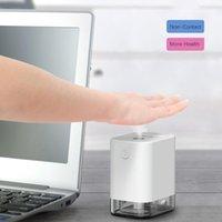 100ml automática de Indução álcool Pulverizador Touchless Intelligent Indução Mão Limpeza Desinfecção spray Esterilizador Cleaner CCA12548
