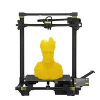 Impressoras AnyCubic Chiron Impressora 3D Grande Plus Size 400x400x450mm Extrusora Dual Z Axisolor Pla Filaments Kit Impressora Drucker