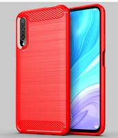 Karbon Fiber Durumda iPhone 11 Pro X XR XS Max 6 6 S 7 8 Artı 5 5 S SE Telefon Kapak Samsung S20 Ultra S10 S10E S9 Artı S8 Not 10 9 8