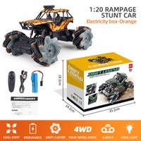 Cross- border 2. 4G remote control high- speed four- wheel drive...