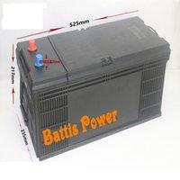 wasserdichte Lithium 48V 100AH Li-Ionen-Batterie mit BMS für 3500W 5000W Roller Bootsmotor Solarenergiespeicher 10A + Ladegerät