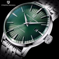 Дизайн Мужские Часы Водонепроницаемые Автоматические механические Часы Мода Бизнес Мужской Часы Reloj Автомобили Наручные часы