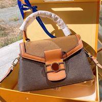 Crossbody Дафна ретро Почтальон мешок лоскут одного плеча сумочку дамы печати Сумка восьмиугольная Laser Chain