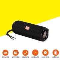 TG191 Altoparlante portatile all'aperto wireless Bluetooth portatile altoparlante impermeabile 20W 3D musica colonna subwoofer boom boom fm tf card aux dhl gratis