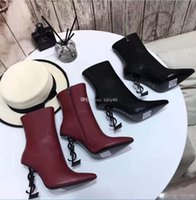 Top Quality Genuine Leather 2019 Brand New Sexy Shoes Woman ...